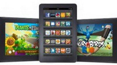 Планшет Kindle Fire от компании Amazon