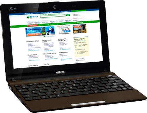 Заказы на нетбук Asus Eee PC X101H уже начались