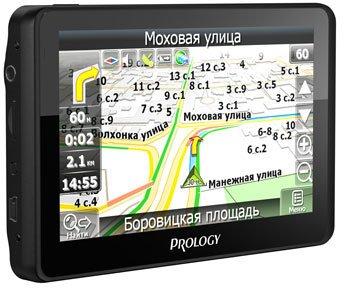 Как прошить GPS навигатор Prology