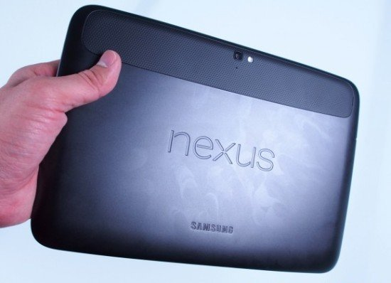 Тест-обзор Nexus 10 - флагмана планшетов Google