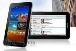 Компания Samsung представила новый планшет Galaxy Tab 7.0 Plus