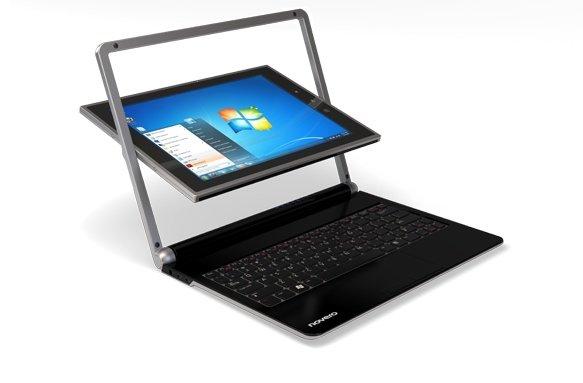 Обзор ноутбука-трансформера Novero Solana