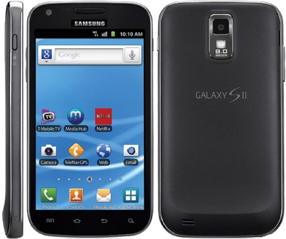 Полный сброс (hard reset) Galaxy S2