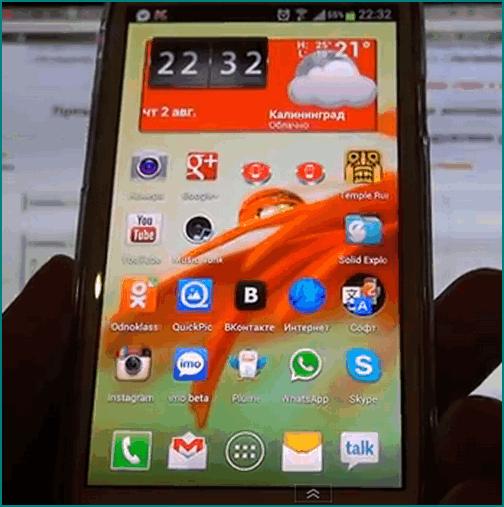 Как прошить Samsung Galaxy S3