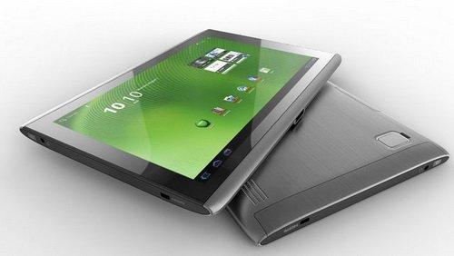 Обзор планшетов от компаний Acer, Dospara, Dell