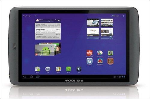 Обзор планшетов: Archos 101 G9 Turbo, Ritmix RMD-700, и семейный планшет от Acer