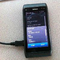 Как прошить Nokia N8