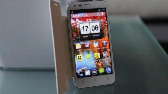 Fly EVO Tech 1 - 5-дюймовый Android-смартфон стоимостью 7000 рублей
