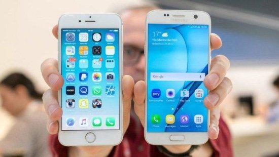 ТОП-6 преимуществ iPhone 6s над Samsung Galaxy S7