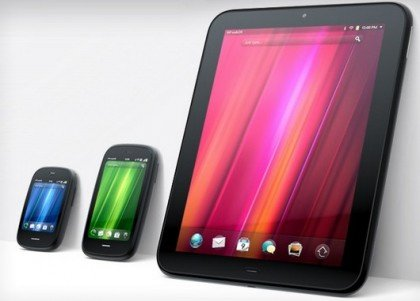 Обзор планшетов: Samsung с Retina-дисплеем, HP на webOS, BlackBerry PlayBook