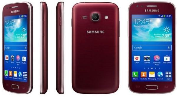 Как прошить Samsung Galaxy Ace