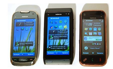 Как прошить китайский Nokia N8