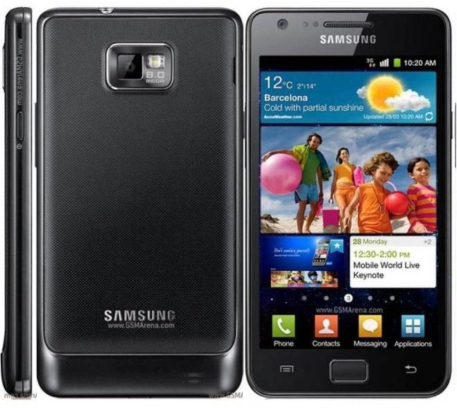 Как прошить Samsung Galaxy S2 (I9100) дома