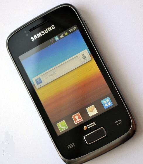 Как прошить Samsung Galaxy Y Duos (6102) самому дома