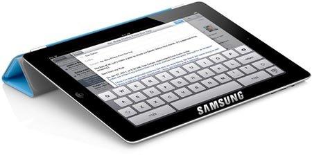 Обзор планшетов от Samsung с экраном 11,6 дюйма и Motorola - XOOM2