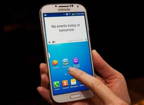 Как сделать скриншот на Samsung Galaxy S IV
