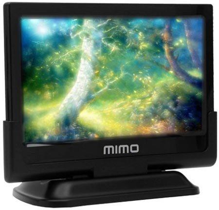 10-дюймовые мониторы на сенсорной панели с подключением по USB компании Mimo Monitors