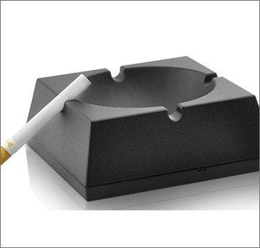 Пепельница-сигнализация впервые придумана китайцами