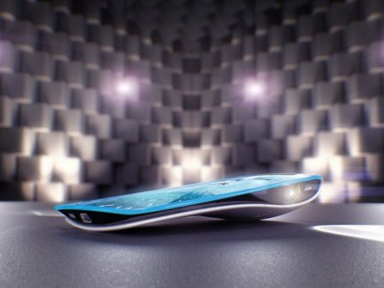 Концепт телефона Seabird от Mozilla Lab