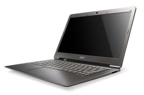 В США представлен ультрабук Acer Aspire S3-951