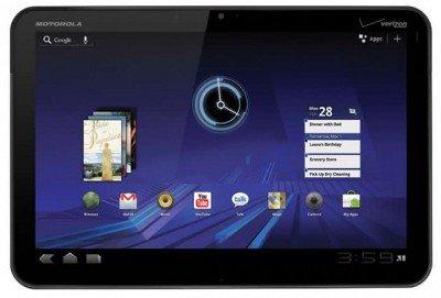 Motorola XOOM - планшет с Android Ice Cream Sandwich
