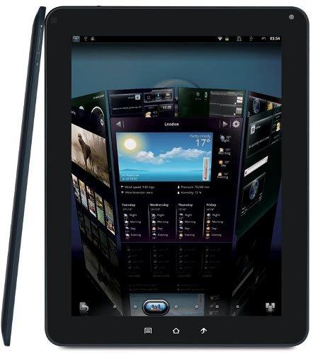 Представлен тонкий десятидюймовый планшет ViewPad 10e
