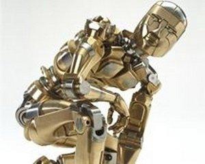 Новый робот находясь в теле пациента делает операцию