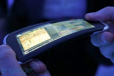 Будущее за гибким мини-планшетом Nokia