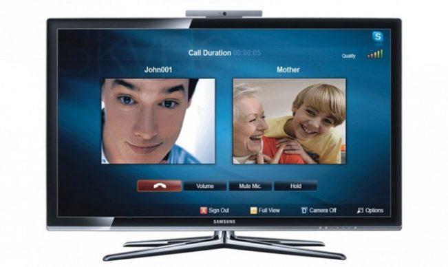 Как установить Skype на SmartTV