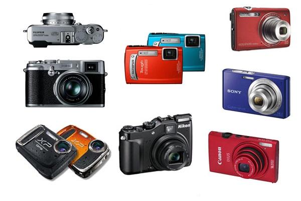 Рынок цифровых фотокамер