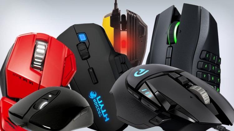 Лучшие компьютерные мыши современности