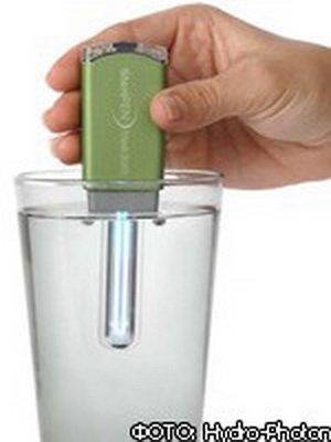SteriPEN Freedom для очистки воды, с возможностью зарядки от USB