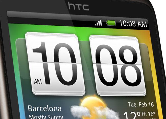 HTC представит новую линейку смартфонов на MWC 2012 эти новые устройства, поставляются с последней версией интерфейса HTC Sense 4.0.