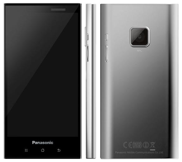 Panasonic выпустит Android-смартфон