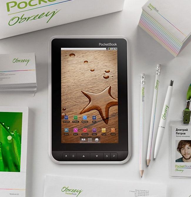 PocketBook официально представила 7-дюймовый бюджетный планшет A7