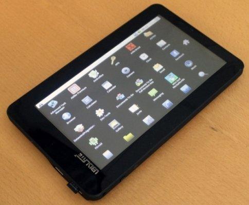Представляем самый дешевый планшет в мире