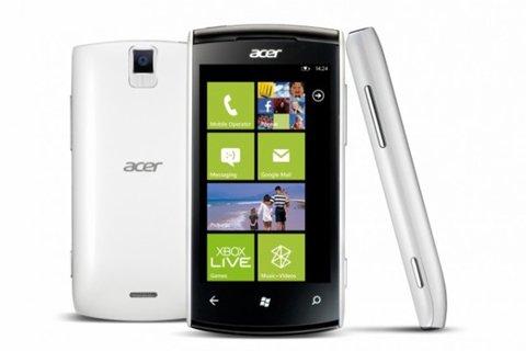 Долгожданный виндоузфон — Acer Allegro был анонсирован