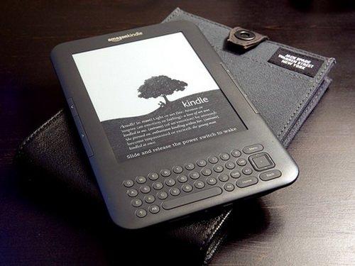 Букридер Amazon Kindlе - гаджет года