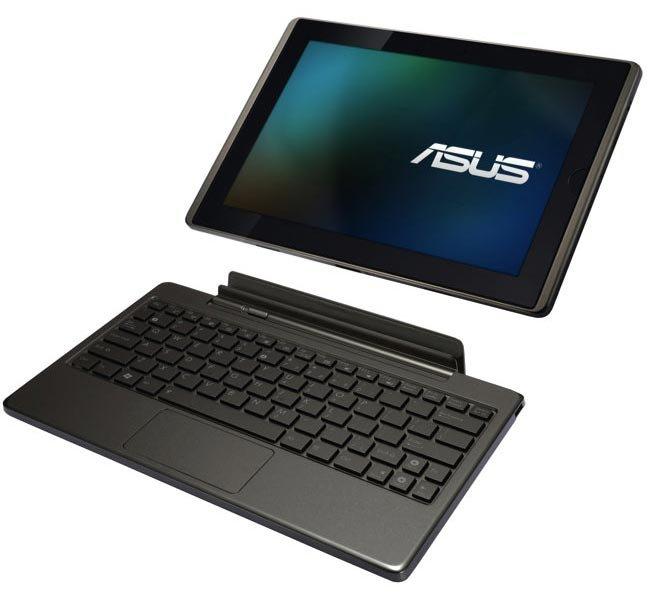 Asus объявила о своей новой Eee Pad Transformer-таблетке