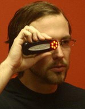 Гаджет для вычисления скрытых камер