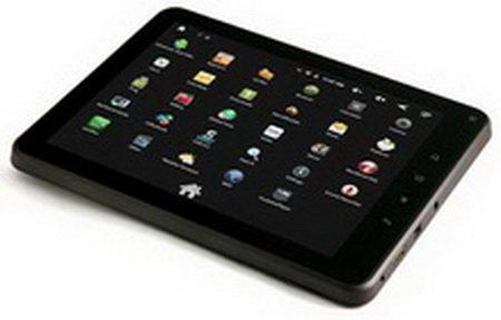Стал доступен планшет Android от Pandigital