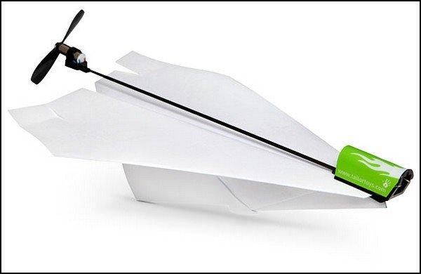 Электрический бумажный самолетик Conversion Kit