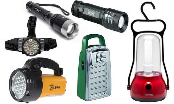 Туристические фонари – особенности и критерии выбора