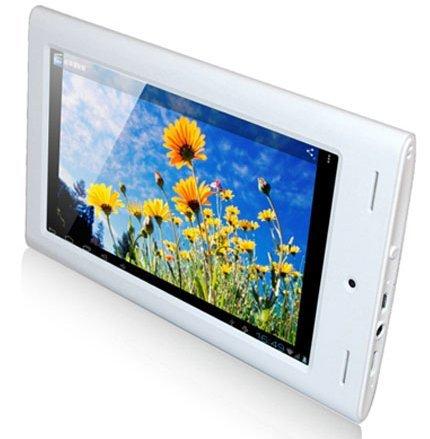 Hyundai A7 — планшет с CPU частотой 1,5 ГГц под управлением Android 4.0 за $80