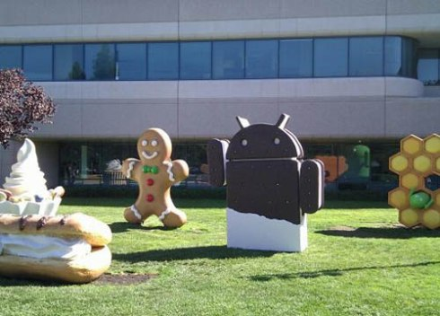 Гаджеты Motorola на Android Ice Cream Sandwich