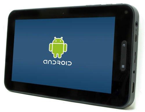 «Навигатор» заявила о выпуске 2-х Android-планшетов