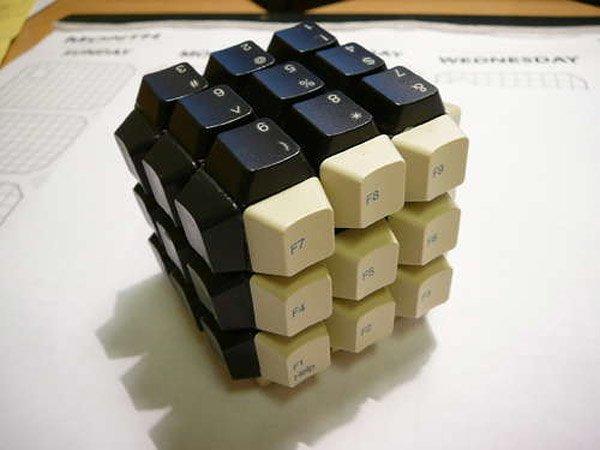 Оригинальный кубик-рубик