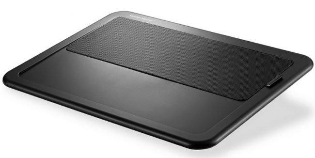 Cooler Master NotePal LapAir держит Ваш ноутбук в холоде