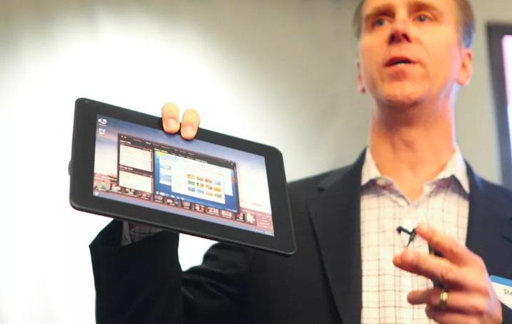 Компания Dell представила новый планшет Latitude ST