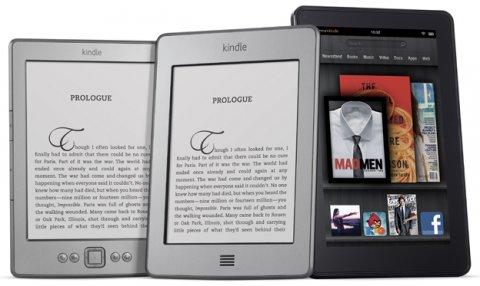 Компания Kindle выпустит 2-е поколение планшетов с 8.9-дюймовым экраном